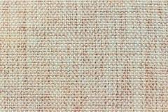 Пустой джут ткани стоковая фотография