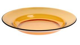 пустой желтый цвет плиты Стоковое Изображение