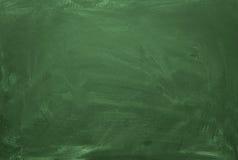 Пустой зеленый chalkboard Стоковая Фотография RF