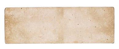 Пустой знак картона Стоковые Фотографии RF