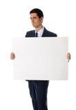 пустой знак человека Стоковые Фотографии RF