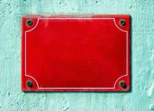 пустой знак Стоковое Изображение RF