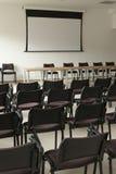 Пустой конференц-зал Стоковое Изображение RF