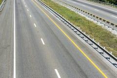 Пустой космос экземпляра национальной дороги Стоковые Фотографии RF