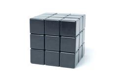 Пустой куб rubik Стоковые Фотографии RF