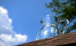 пустой кувшин Стоковая Фотография