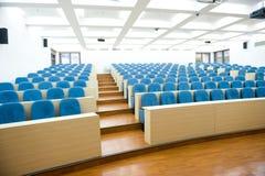 Пустой лекционный зал Стоковое фото RF
