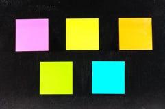 Пустой лист бумаги Стоковое фото RF