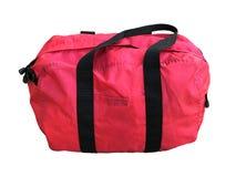 Пустой модель-макет сумки холста Tote Стоковые Фотографии RF