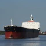 пустой нефтяной танкер Стоковое Изображение