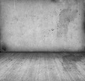 пустой нутряной сбор винограда комнаты Стоковые Фотографии RF