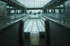 Пустой огромный Hall стоковое изображение rf