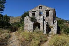 Пустой дом Стоковые Фото