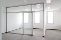 Пустой офис Стоковые Изображения RF