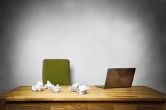 пустой офис Стоковая Фотография RF