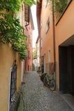 Пустой переулок Стоковое Изображение RF