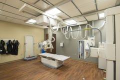 Пустой передвижной рентгеновский аппарат Стоковые Фото