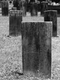 пустой прямоугольник gravestone Стоковые Изображения