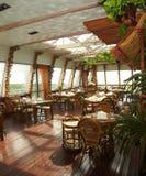 пустой ресторан Стоковые Фото