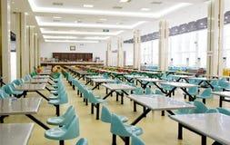 Пустой ресторан Стоковые Изображения