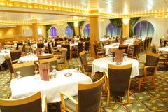 пустой ресторан Стоковое Фото