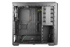 Пустой случай компьютера Стоковые Изображения RF