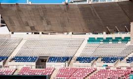 Пустой стадион Стоковые Изображения