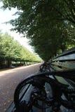 Пустой стенд в парке правителя Стоковое фото RF