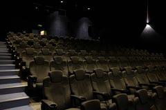 пустой театр кино Стоковые Изображения RF