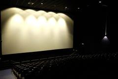 пустой театр кино Стоковое Изображение RF