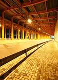 Пустой тоннель стоковое изображение rf