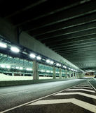 Пустой тоннель стоковые фото