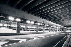 Пустой тоннель стоковое изображение