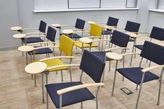 Пустой учебный класс Стоковое Фото