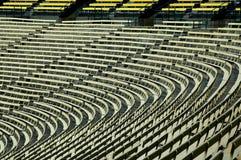 пустой футбольный стадион Стоковое Изображение RF