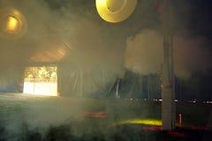 пустой шатер Стоковые Изображения RF