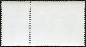 пустой штемпель почтоваи оплата блока Стоковая Фотография RF