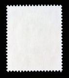 Пустой штемпель почтоваи оплата Стоковые Фото