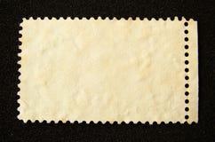 пустой штемпель почтоваи оплата Стоковое Изображение RF