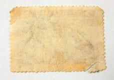 пустой штемпель почтоваи оплата Стоковое фото RF