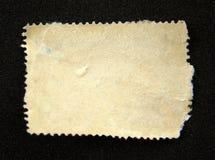 пустой штемпель почтоваи оплата стоковые изображения