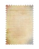 Пустой штемпель столба Стоковое фото RF