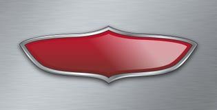 пустой экран логоса иллюстрация штока