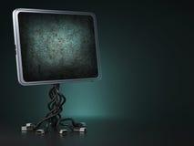 Пустой экран Стоковые Изображения