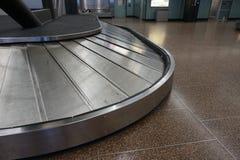 Пустой Carousel багажа Стоковые Фото
