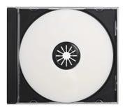пустой cd путь dvd Стоковое Изображение RF