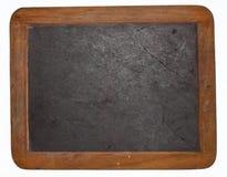 пустой chalkboard старый стоковое фото rf