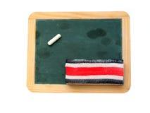 пустой chalkboard 2 Стоковое Изображение