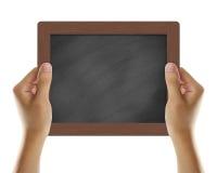 пустой chalkboard Стоковое Изображение