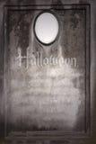 пустой gravestone halloween старый Стоковое Изображение RF